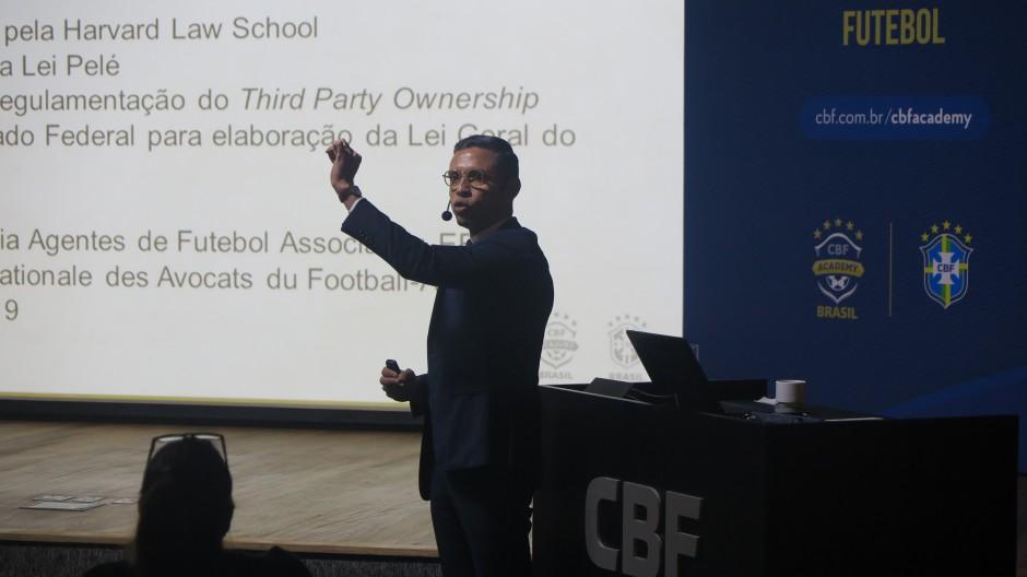 CBF Academy - Excelência dentro e fora de campo